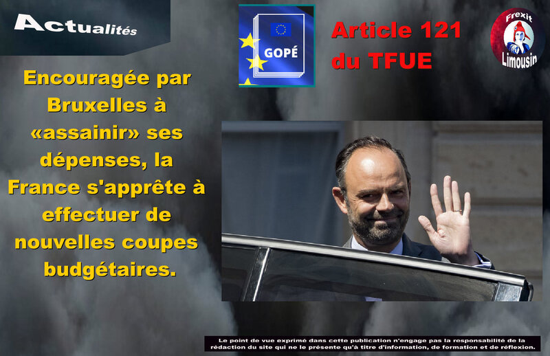 ACT COUPES BUDGETAIRES