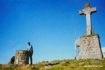 1529) Balade au sommet du Pilat (Loire)