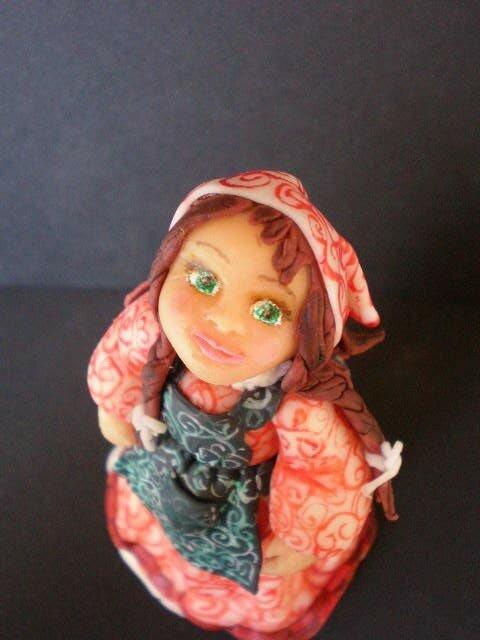 petit chaperon rouge (porcelana)