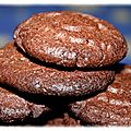 Cookies chocolat cardamome (thermomix ou pas )