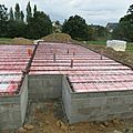 10-11-12 septembre: polystyrène et anti-termite