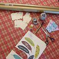 L'atelier des lutins + liens vers de chouettes free printable...