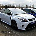 Ford focus RS (Rencard Vigie mars 2011) 03
