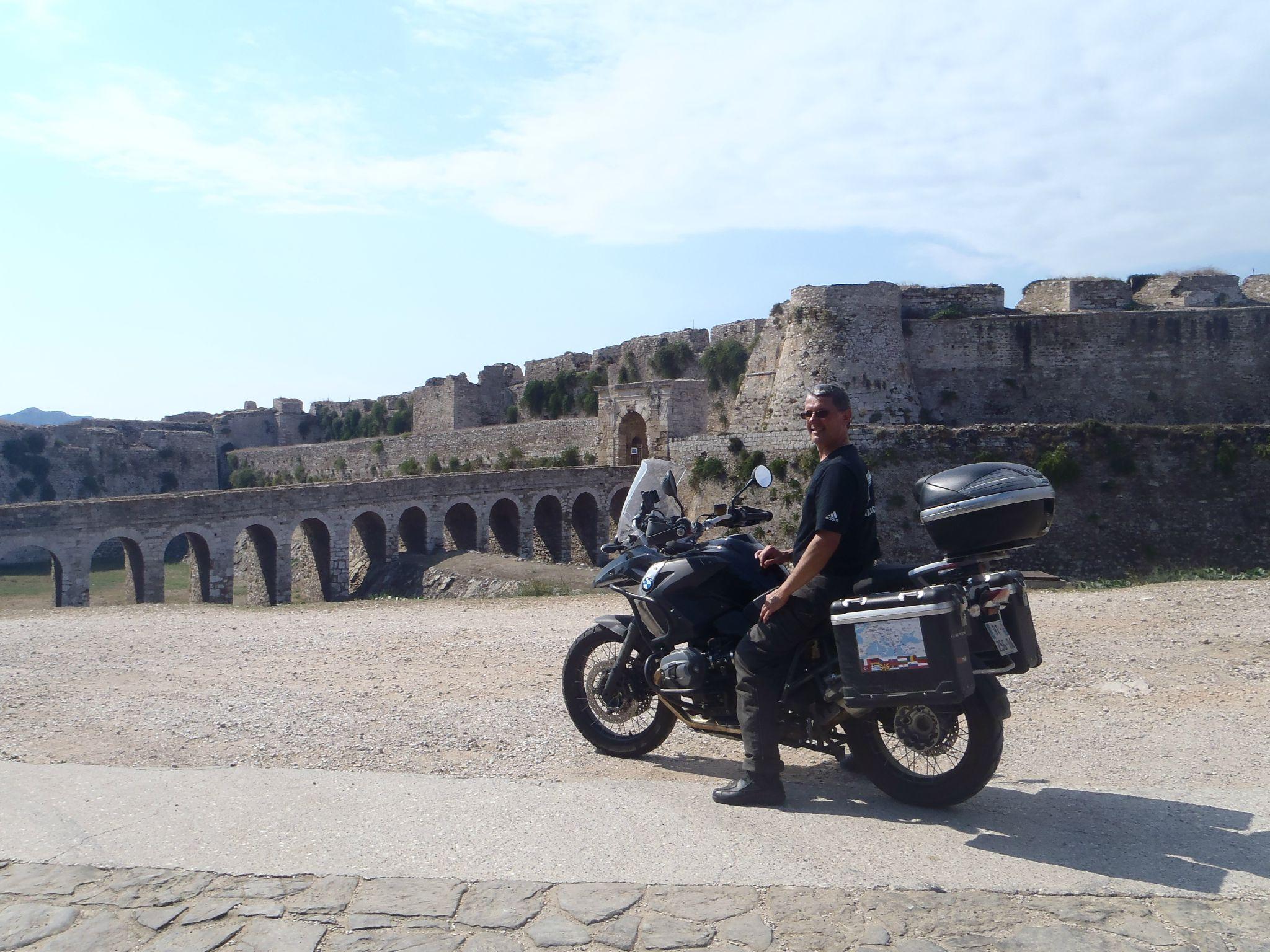 grece méthoni on joue les touristes