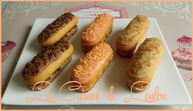 Loulou - Eclairs