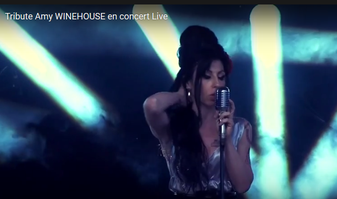 Tribute Amy WINEHOUSE en concert Live 06