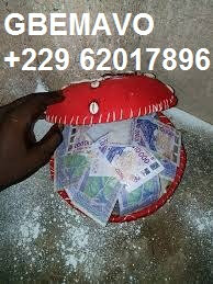 LE PORTEFEUILLE MAGIQUE D'ÉGYPTE DU MARABOUT DAH GBEMAVO porte-feuille magique qui multiplie de l'argent +229 62 01 78 96