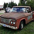 Dodge d100 short bed stepside 1961-1964