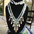Sleek in Silver de Hatsumi Oshitami