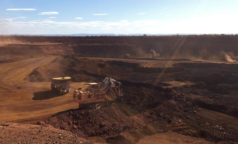 australian mining