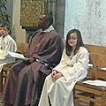 La Chorale-CSFA anime la messe radiodiffusée par RTBF le 19 Mars