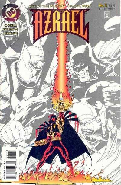 Azrael agent of the bat (1995-2003)
