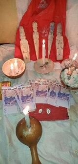 le portefeuille magique d'argent du maître medium Aho