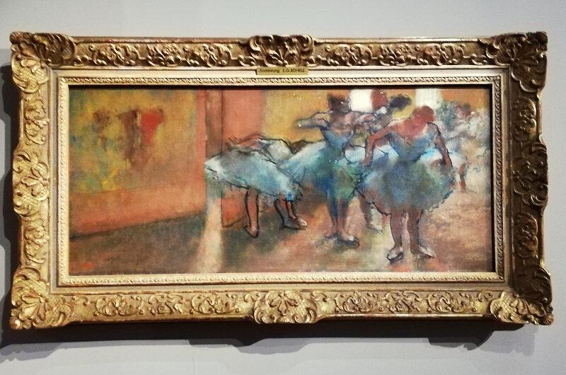 IMG_20190321 Edgar Degas Danseuses au foyer 1889
