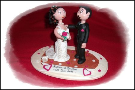 MARIAGE PORCELAINE FROIDE
