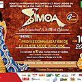 4ème salon international de la mode africaine à abidjan