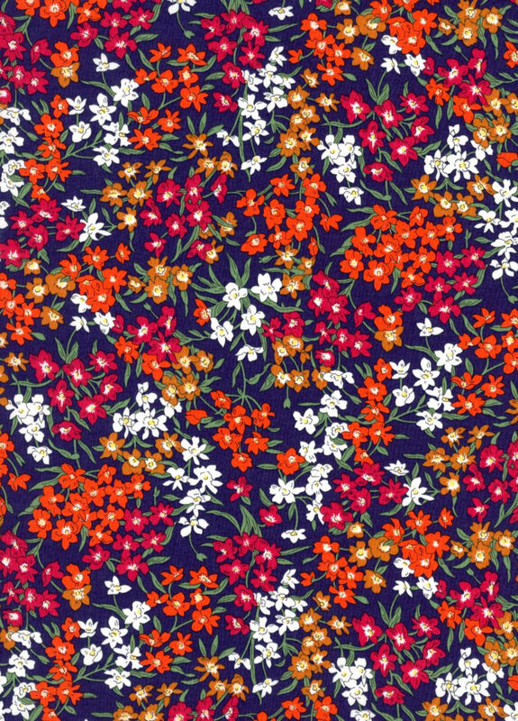 Sea Blossom Tangerine