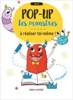 Pop-up Les monstres couv