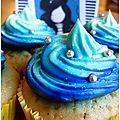 Cupcakes thème Gorjuss