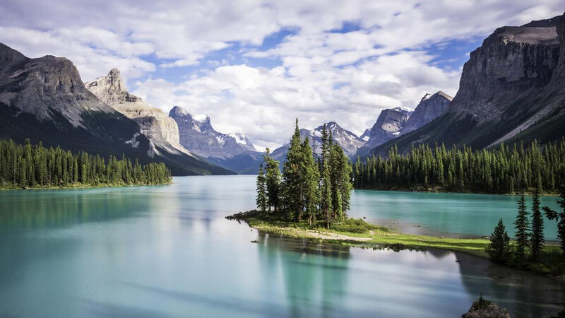 les lacs d'eau douce