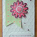 Des petites cartes pour un anniversaire, pour des voeux et vos cartes reçues