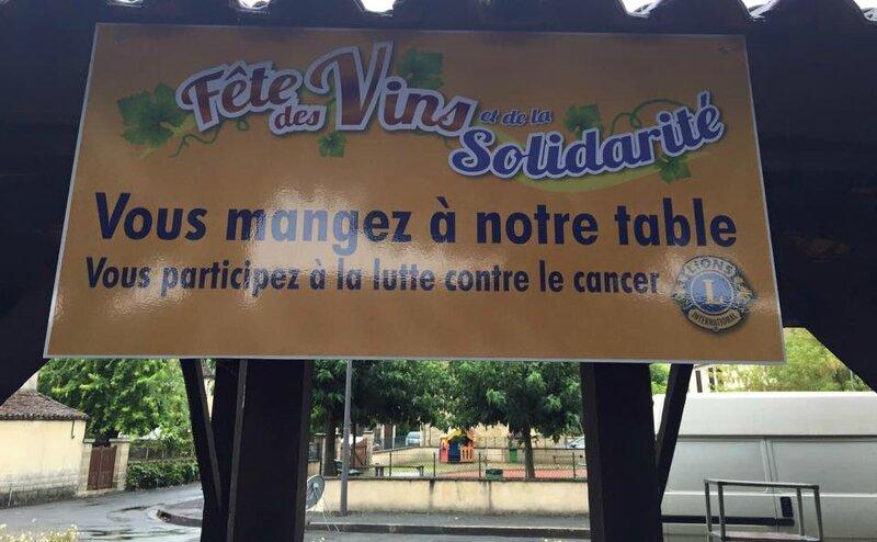 Mangez à notre table