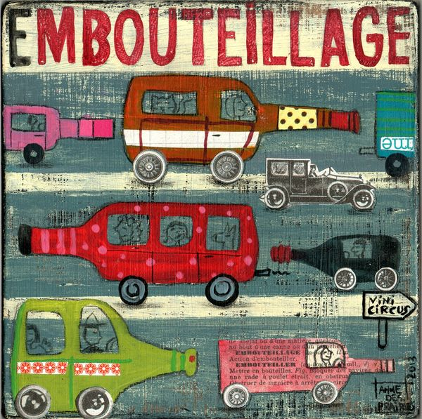 embouteillage