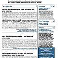 Femmes enceintes défavorisées : favoriser l'accès à une alimentation suffisante (dossier)