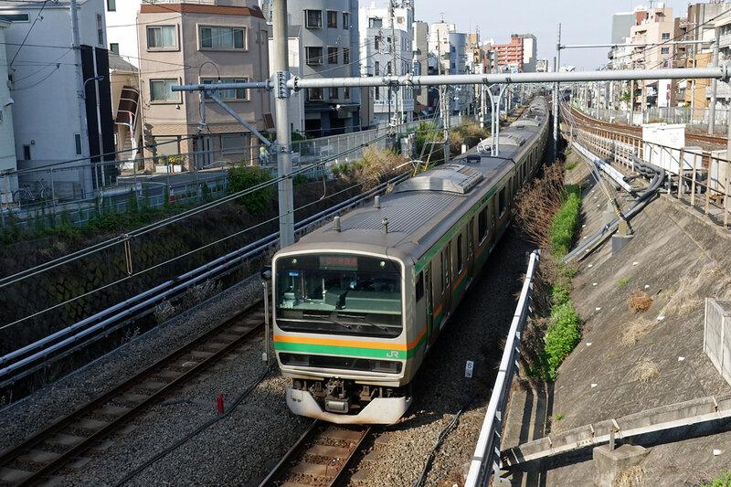 E231 Shonan-Shinjuku