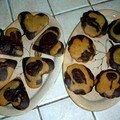 Les ptits marbrés d'épices de Lalie