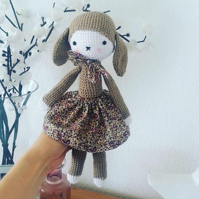 Crochet Framboise 2