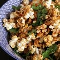 Pad thai pop corn