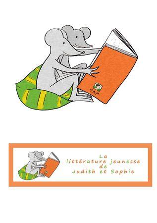 ejm-page bannière littérature jeunesse de judith et sophie