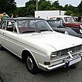 Ford taunus 15m p6 berline 2 portes, 1966
