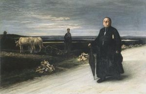 tableau gustave brun 1874