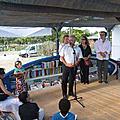 Les bibliothèques de la seyne-sur-mer migrent sur la plage pour l'été