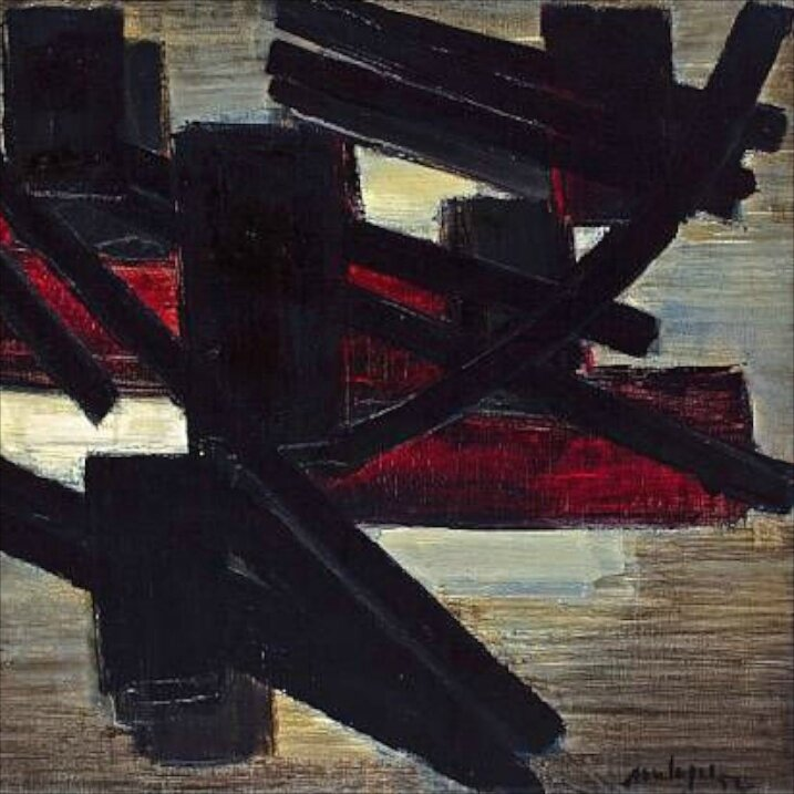 Pierre Soulages bis