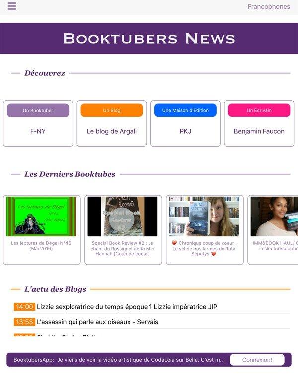 booktubers news