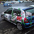 Jimmy berroyer/Charly delord Renault clio ragnotti fn3