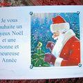 Carte de voeux/Père Noël 2