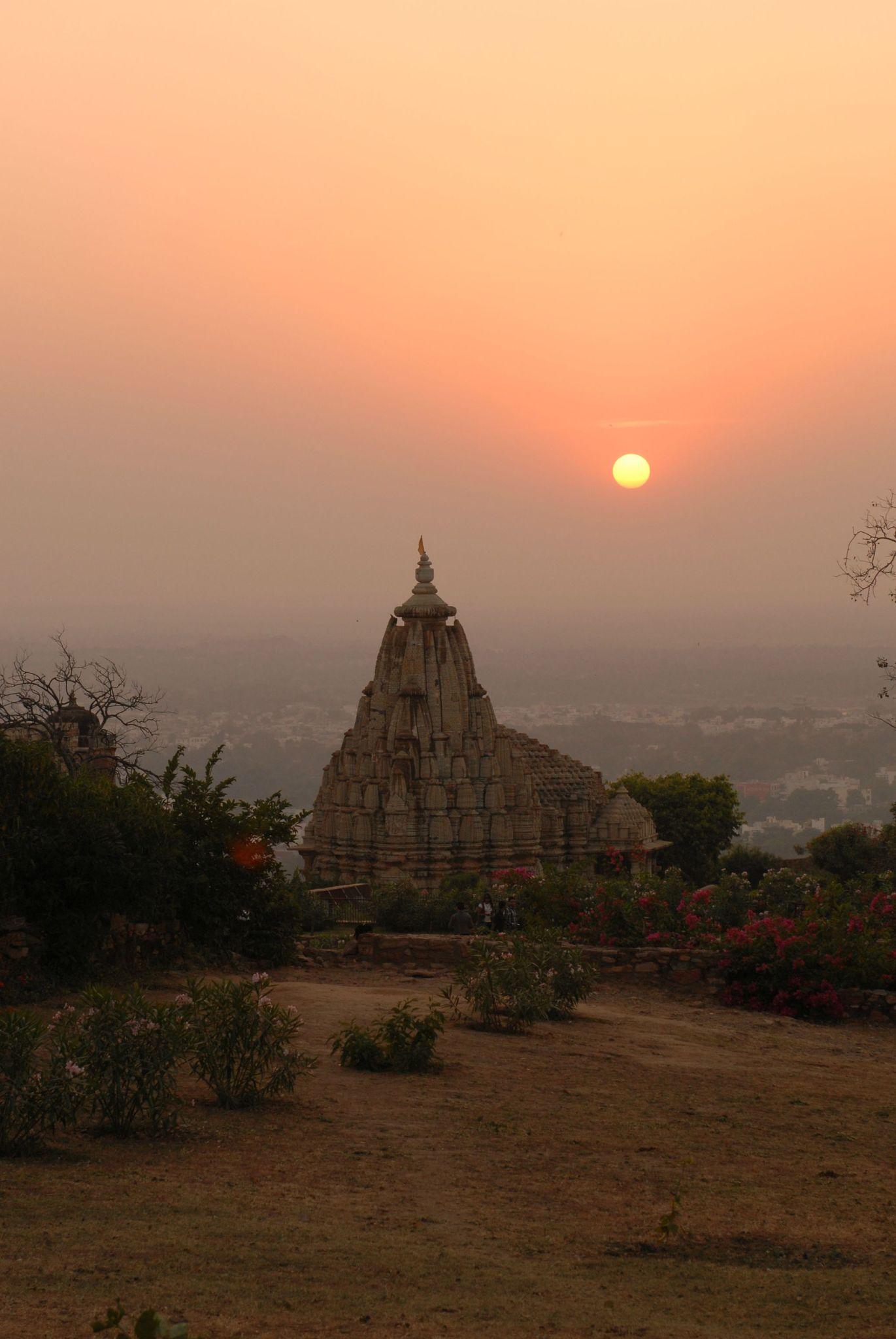 temple de Samadhisvara, Chittorgarh