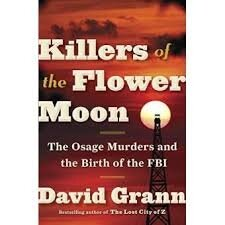 "Résultat de recherche d'images pour ""David Grann Killer of the flower moon"""