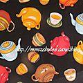 Tasses à thé et théières asiatiques