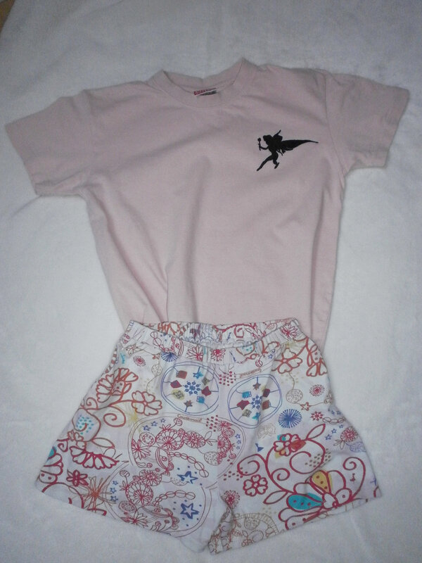 pyjashort 2 RP