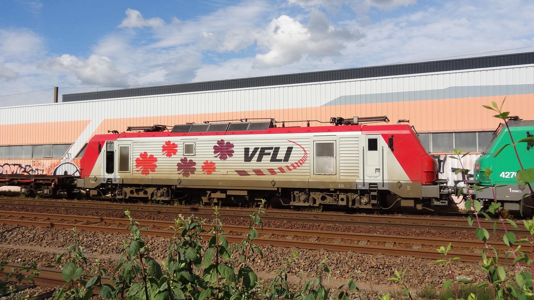 BB 27139 VFLI à Belfort