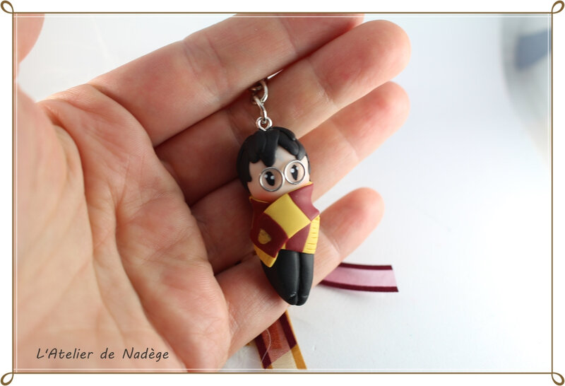 atelier chibi Harry Potter