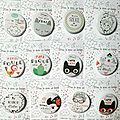 Badges à messages