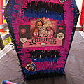 Tuto,fabrication pinata monster high