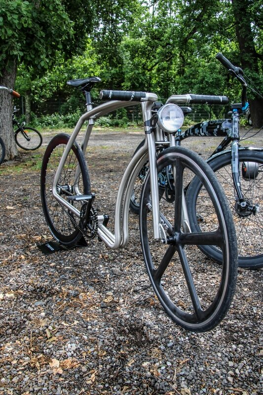 Vélo custom
