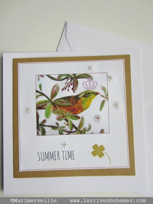 Marimerveille carte summer time 5